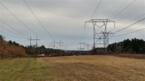 Eversource, National Grid Complete Transmission Line From