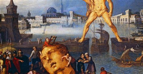 Mighty Colossus of Rhodes May Stand Again Over Greek