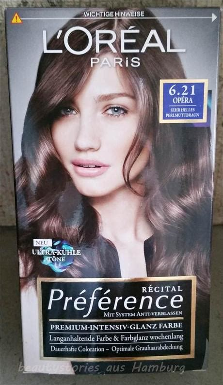 [Haare] L´Oreal Preference Coloration im Selbsttest