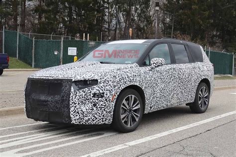Spied: 2020 Cadillac XT6 Prepares to Fill the Gap - GM