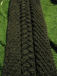 Ravelry: Twisted Cable Scarf pattern by Steven Nappo
