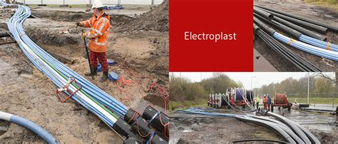 Electroplast: Always a pipe length ahead - Electroplast