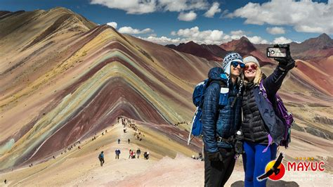 Rainbow Mountains of the Andes with Rafting - 2 Days / 1