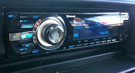 Review: Sony's Xplod Car Stereo Rocks Out With the iPhone
