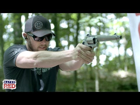 Rewolwer SMITH&WESSON 19-6, kaliber 0,357 Magnum (38