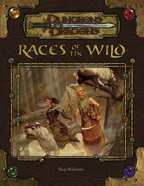 Races of the Wild - D&D Wiki