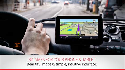 Need An Offline GPS Solution? Several of Sygic's GPS
