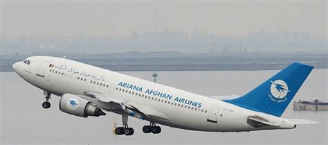 Ariana Afghan Airlines Head Office: Ticket Booking and