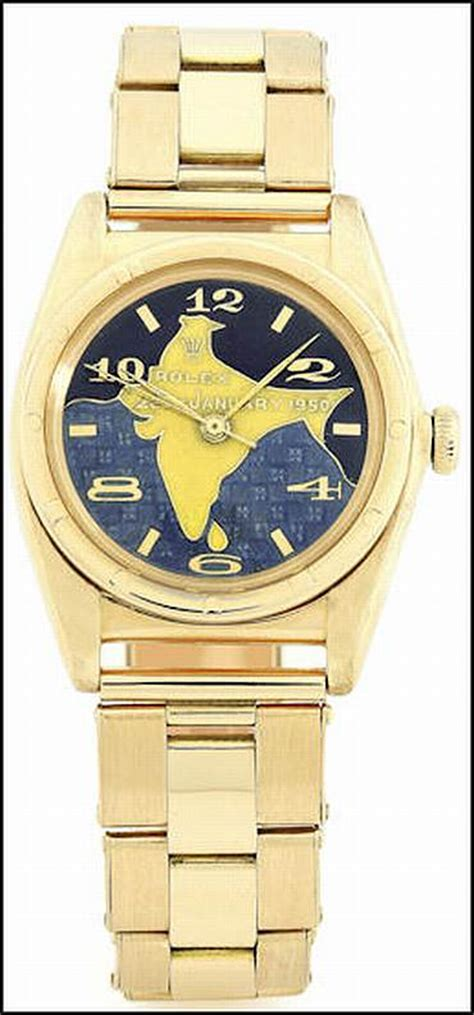 India's first President's Rolex winds up at Sotheby's