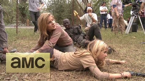 (SPOILERS) Making of Episode 414: The Walking Dead: The